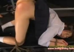 美少女JK陵辱人体実験!ポルチオ攻めに痙攣悶絶![サンプル]