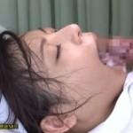 白衣の看護師がガンガンに犯されガクガク大痙攣!02
