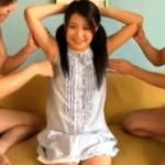 かわいい娘が手マンとバイブで潮吹き痙攣アクメ!03