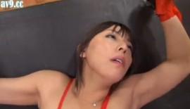 ムチムチ熟女が拘束調教でガクガク痙攣!01