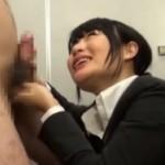 OLがおじさんを逆レイプして足ガク痙攣!04