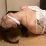 メガネ熟女が監禁強姦されて潮吹き痙攣を繰り返す![川上ゆう]3