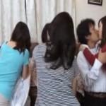 性欲の強い熟した母親達が息子をスワッピングして大乱交!05