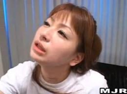 美人JKが不細工なアヘ顔晒してヒクヒク痙攣アクメ!01