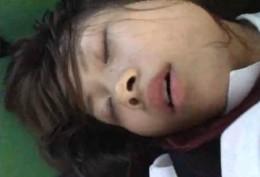 OLがバスの中で陵辱されてヒクヒク痙攣イキ!07