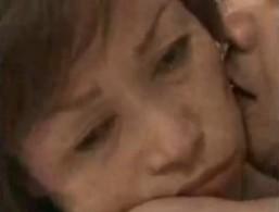 田舎の55歳熟女、エッチ中に言語障害、中出しされて目を開けたまま失神!02
