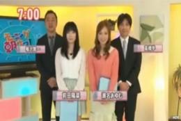 [媚薬生放送Vol.1]美人アナが手マンオナニーで大量潮吹き痙攣!01
