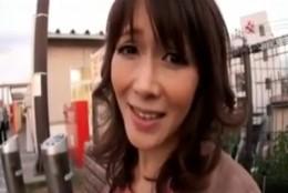 エロ高齢熟女がバイブでイキまくり!03