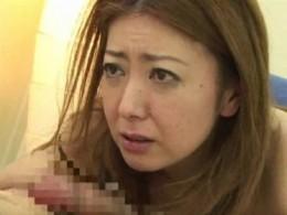 美熟女がアナルセックスでビクビク痙攣イキ[紫彩乃]03
