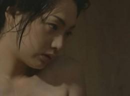 腋毛ボーボーの美人女中が長谷●京子似で超絶カワイイ!01