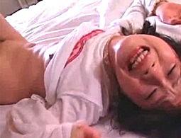美少女JKが媚薬投与され汗だくになって連続絶叫で大痙攣オーガズム!02