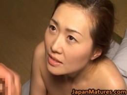 「スケベなオマ●コ舐めて」と実兄に懇願しヒクヒク痙攣する人妻の妹!02