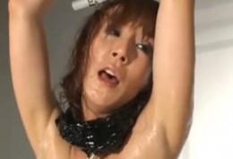 美熟女が媚薬漬けにされ快楽カオスで潮吹き痙攣アクメ!澤村レイコ02
