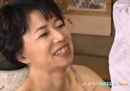 還暦高齢熟女の母がオナニー痙攣!ねっとりフェラもエロ!02