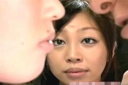満員バス、熟女OLの淡い発情、唇までは3cm。潮吹きヒクヒク痙攣して最後はちょっとイタズラしちゃう熟女OL!02