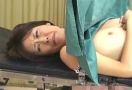 産婦人科に来た長身人妻が悪徳医師にエッチされ大量噴水潮吹き痙攣!広瀬奈々美00