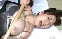 巨乳人妻がうどん屋職人に捏ねくりまわされヒクヒク痙攣!平山薫