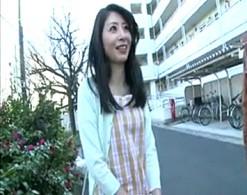 美人団地妻が!長谷川美紅02