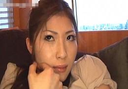 プライドの高い美人エレベータガールを陵辱調教!ガン突きまくりビクビク痙攣!小野紗里奈02