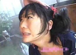 浴衣美人が温泉宿で陵辱され潮吹きビクビク痙攣イキ!さくらりこ