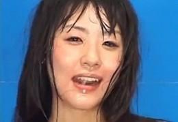 美人女子アナが生放送本番中にザーメンぶっかけられ潮吹き痙攣イキ!つぼみ・早乙女ルイ・小澤マリア