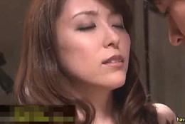 美熟女の義母が娘婿の女になりビクビク痙攣イキ!白木優子