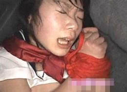 美少女JKが夜道で媚薬拉致され電マ責めで潮吹きヒクヒク痙攣イキ!02