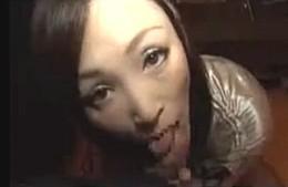 「生チ●ポ気持ちいい〜」網タイツ姿の卑猥で妖艶な美熟女がガン突きされビクビク痙攣イキ!美山蘭子0