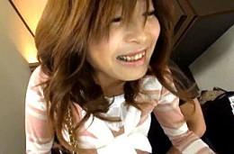 ドッキリ即ズボされて素で照れる変態女優、山本美和子0
