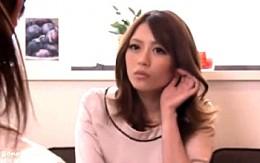 美人モデルが媚薬エステで大量潮吹きエビ反り痙攣アクメ!桜井あゆ07