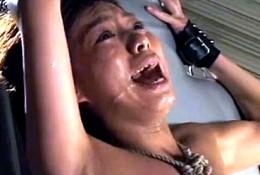 媚薬と電動ドリルバイブで快楽堕ちの激痙攣イキまくる美人捜査官02