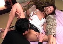 セレブ美人妻が快楽調教され3P陵辱で中出し痙攣イキまくり!艶堂しほり