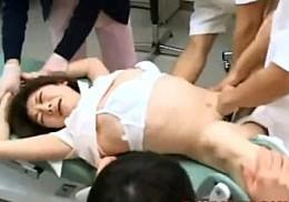 婦人科医師達に陵辱され連続中出しでマジ泣きするキャバ嬢3