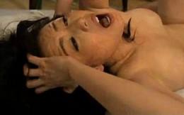 媚薬で性獣になった美人母がエビ反り痙攣アクメ!三浦恵理子3