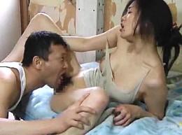 旦那がインポで男好きの人妻は昼間から他人棒で絶叫痙攣!東条美菜・大越はるか3