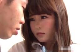 ムチムチ巨乳の妹JKが兄の激ピストンに何度もビクビク痙攣アクメ!0