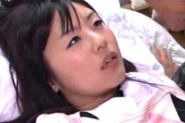 夫の前で担任教師の元彼に寝取られ中出し痙攣する若妻!つぼみ