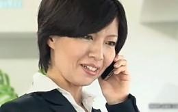 高齢熟女社長が陵辱され続け潮吹き痙攣イキまくり快楽堕ち!福山香織