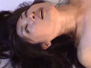 高速ピストンで失神寸前の白目絶叫して痙攣イキ狂うトランス熟女!藤沢芳恵