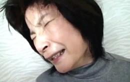 「私はイケナイ妻です〜」変態調教されアヘ顔絶叫アクメする五十路熟女!変板倉幸江0