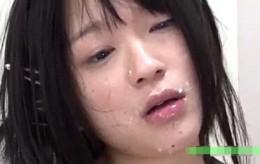 パイパン娘が媚薬漬けで理性崩壊し白目剥き潮吹き激痙攣してザーメンごっくん