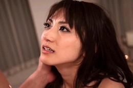 現役レースクィーンが高速ピストンに連続ガクガク激痙攣逝き!香西咲22