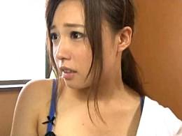 合宿中の美人JKが男子部員達に陵辱されガクガク激痙攣イカされまくる!瀬名あゆむ2