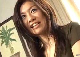 三十路の元モデルが初撮りで初体験の電マにヒクヒク痙攣ギブアップ!麻生京子