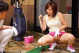欲求不満の人妻がノーパンで近所の大学生を誘惑して浮気3Pエッチ!早乙女ありさ