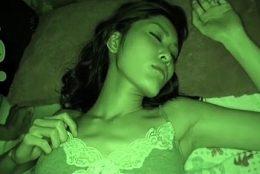 超美人の姉が夜這いされ高速ピストンで連続痙攣イカされまくる!朝霧メイサ