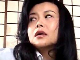セックス中毒に堕とされた熟女人妻が騎乗位高速グラインドで中出し硬直痙攣!浅井舞香