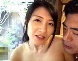 パイパン美人妻が浮気温泉旅行で3P連続中出しヒクヒク痙攣!坂本すみれ