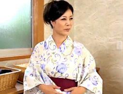 長身パイパン熟女がアヘ顔を晒して中出し近親相姦!藤沢未央