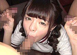 小柄な貧乳パイパン娘が大人チンポで中出しされヒクヒク痙攣!矢澤美々
